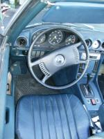 1973 MERCEDES-BENZ 450SL CONVERTIBLE - Interior - 71037