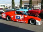 1972 FORD MUSTANG MACH 1 RACE CAR - Front 3/4 - 71079