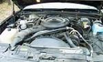 1986 CHEVROLET MONTE CARLO SS COUPE - Engine - 71180