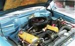 1963 STUDEBAKER LARK CRUISER 4 DOOR SEDAN - Engine - 71187