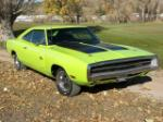 1970 DODGE CHARGER R/T 2 DOOR HARDTOP - Front 3/4 - 71234