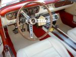 "1965 FORD MUSTANG CONVERTIBLE ""K"" CODE - Interior - 71277"