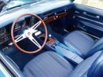 "1969 CHEVROLET CAMARO CONVERTIBLE ""ALAN JACKSONS"" - Interior - 71386"