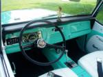 "1967 JEEP JEEPSTER COMMANDO CONVERTIBLE ""ALAN JACKSONS"" - Interior - 71404"