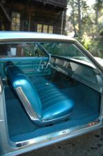 1966 CHEVROLET IMPALA 2 DOOR HARDTOP - Interior - 71577