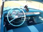 1957 CHEVROLET BEL AIR CONVERTIBLE - Interior - 71660