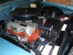 1962 CHEVROLET BEL AIR 2 DOOR COUPE - Engine - 71662