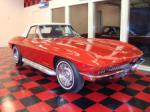 1967 CHEVROLET CORVETTE CONVERTIBLE - Front 3/4 - 71744