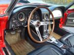1967 CHEVROLET CORVETTE CONVERTIBLE - Interior - 71744