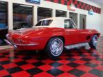 1967 CHEVROLET CORVETTE CONVERTIBLE - Rear 3/4 - 71744