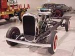 1931 OLDSMOBILE CHASSIS - Front 3/4 - 71885