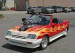 1987 CHEVROLET SPRINT SUPERCHARGED CONVERTIBLE - Front 3/4 - 72028