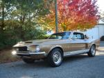 1968 SHELBY GT500 FASTBACK - Front 3/4 - 72427