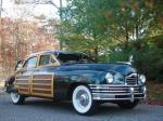 1948 PACKARD WOODY WAGON   - Front 3/4 - 72432