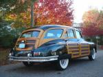 1948 PACKARD WOODY WAGON   - Rear 3/4 - 72432