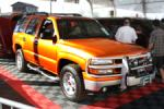 2000 CHEVROLET TAHOE Z71 THE NORTH FACE EDITION - Front 3/4 - 73153