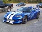 1996 DODGE VIPER GTS TWIN-TURBO COUPE - Front 3/4 - 74995