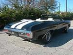 1970 CHEVROLET CHEVELLE SS 396 CONVERTIBLE - Front 3/4 - 74996