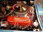 1965 CHEVROLET CORVETTE CONVERTIBLE - Engine - 74998