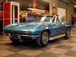 1965 CHEVROLET CORVETTE CONVERTIBLE - Front 3/4 - 74998