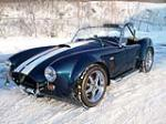 2005 FACTORY FIVE SHELBY COBRA RE-CREATION ROADSTER - Front 3/4 - 75010