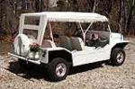 1966 AUSTIN MOKE   - Side Profile - 75025
