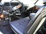 1969 CHEVROLET CAPRICE 2 DOOR HARDTOP - Interior - 75232