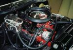 1970 CHEVROLET CHEVELLE SS 454 LS5 CONVERTIBLE - Engine - 75310