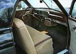 1947 STUDEBAKER CHAMPION 2 DOOR BUSINESS COUPE - Interior - 75335