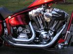 2005 YAFFE BEAST CUSTOM CHOPPER - Engine - 75367