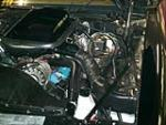 1979 PONTIAC FIREBIRD TRANS AM T-TOP BANDIT EDITION - Engine - 75409