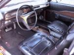 1973 DODGE CHARGER 2 DOOR SEDAN - Interior - 75456