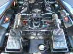 1995 FERRARI 355 SPIDER   - Engine - 75459