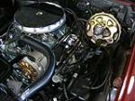1967 PONTIAC GTO CONVERTIBLE - Engine - 75483