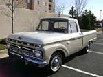 1966 FORD F-100 PICKUP - Front 3/4 - 75508