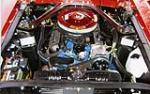 1968 FORD MUSTANG CONVERTIBLE - Engine - 75719