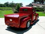 1953 FORD PICKUP STREET ROD - Rear 3/4 - 79069