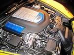 2009 CHEVROLET CORVETTE ZR-1 COUPE - Engine - 79074