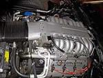 1990 CHEVROLET CORVETTE ZR-1 COUPE - Engine - 79075