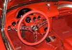 1961 CHEVROLET CORVETTE CONVERTIBLE - Interior - 79091