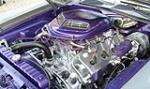 1970 PLYMOUTH BARRACUDA CUSTOM 2 DOOR COUPE - Engine - 79097