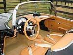1962 CHEVROLET CORVETTE CUSTOM CONVERTIBLE - Interior - 79101