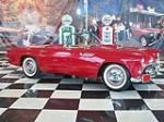 1955 FORD THUNDERBIRD CONVERTIBLE - Side Profile - 79105