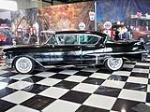 1957 CADILLAC FLEETWOOD 4 DOOR SEDAN - Side Profile - 79112