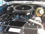 1972 OLDSMOBILE CUTLASS 442 CONVERTIBLE - Engine - 79139