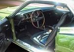 1970 PLYMOUTH CUDA COUPE - Interior - 79148