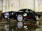 1967 SHELBY GT500 SE SUPER SNAKE CONTINUATION FASTBACK - Side Profile - 79157