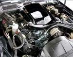 1977 PONTIAC FIREBIRD TRANS AM COUPE - Engine - 79185