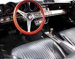 1969 OLDSMOBILE 442 COUPE - Interior - 79187