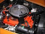 1972 CHEVROLET CORVETTE COUPE - Engine - 79189